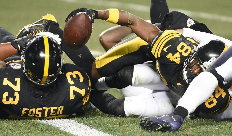 Game 15: Steelers 31, Ravens 27