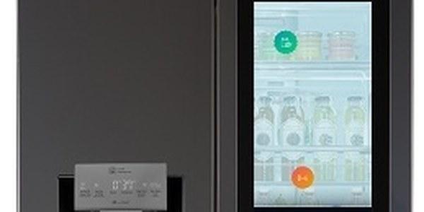 LG Signature Smart Hub Refrigerator