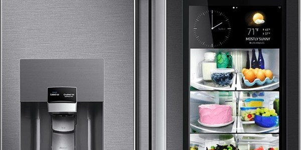 Samsung Smart Refrigerator with Family Hub 2.0