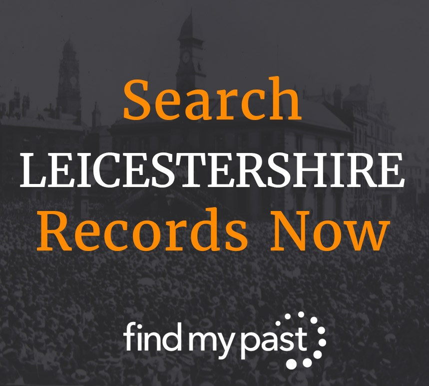 Search Leicestershire Records Now