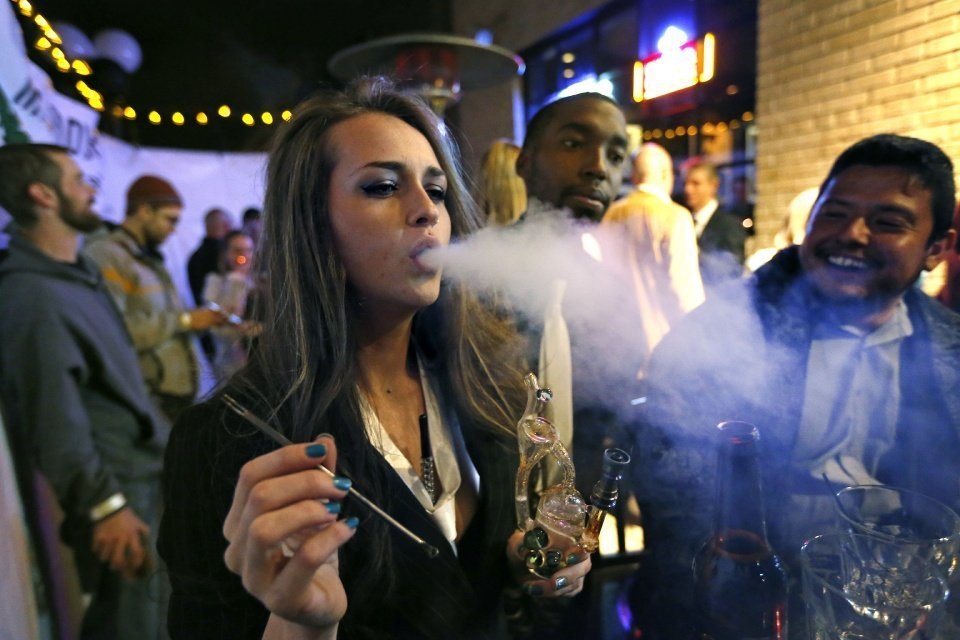 City of Denver Working on Allowing Public Use of Marijuana