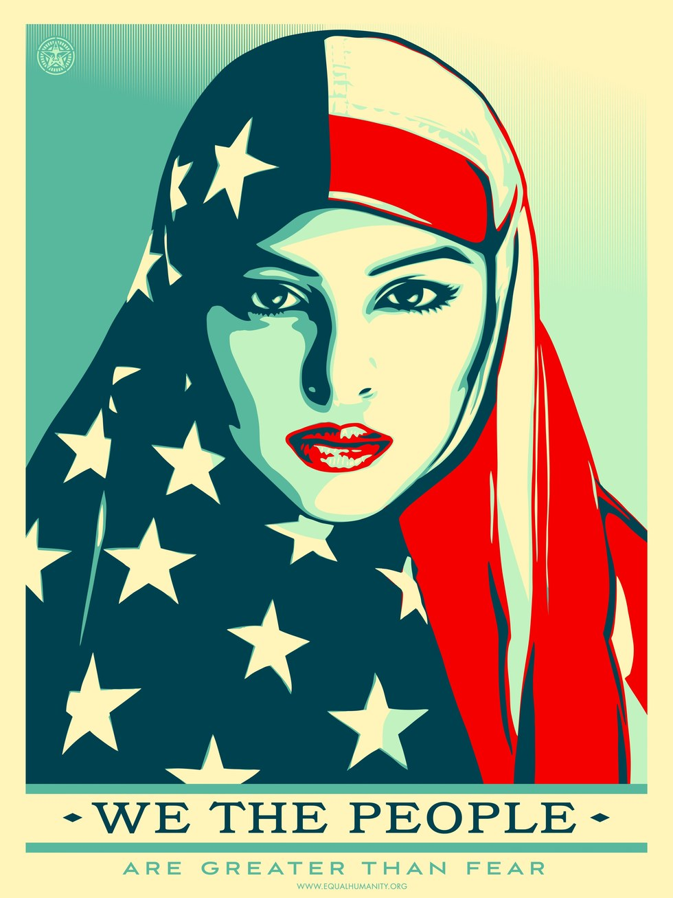 "We The People - Shepard Fairey, ""Greater Than Fear"""