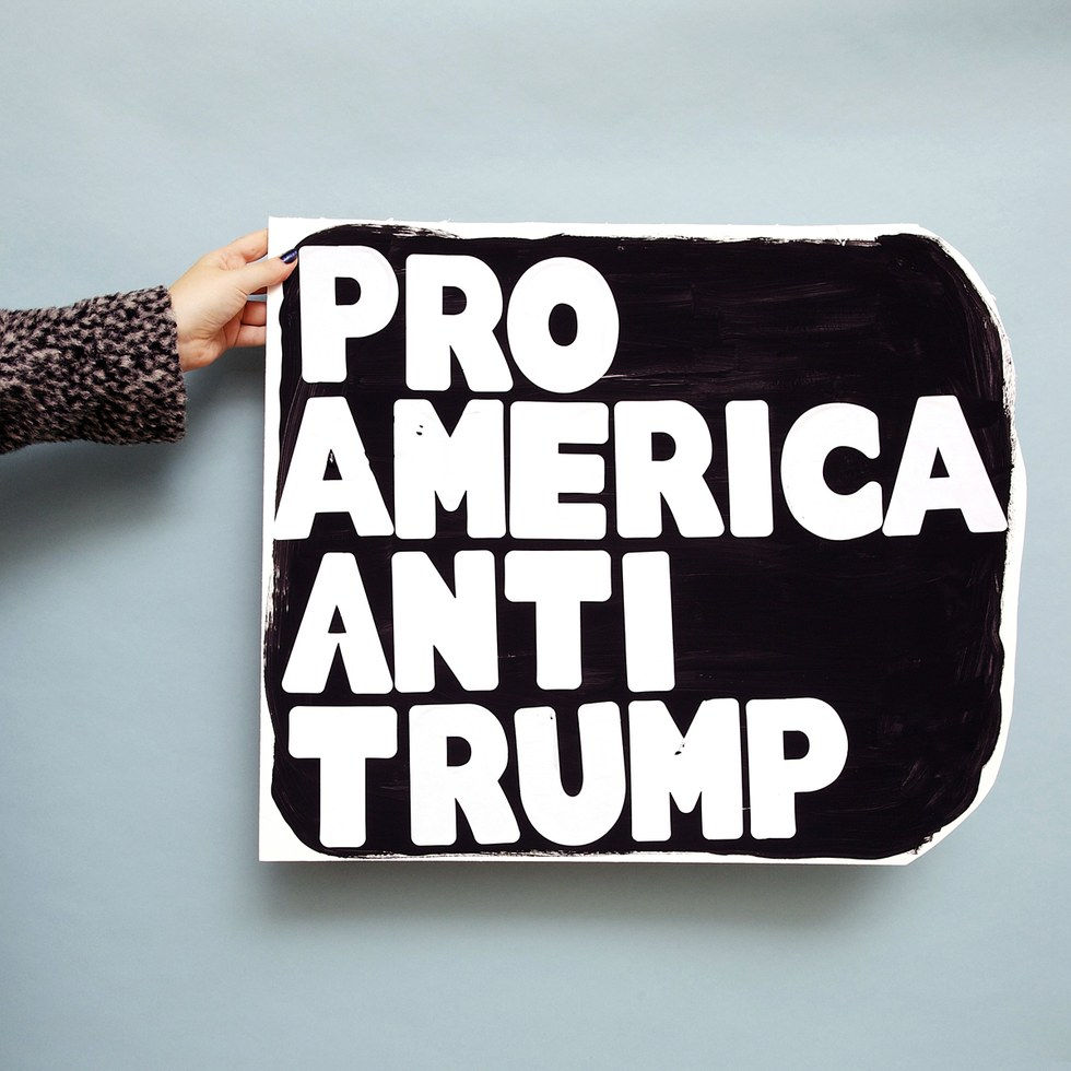 "Olivia Locher, ""Pro-America, Anti-Trump"""