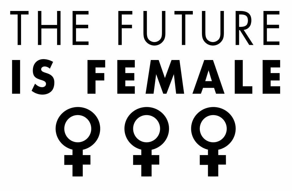 "DNAinfo Chicago, ""The Future Is Female"""
