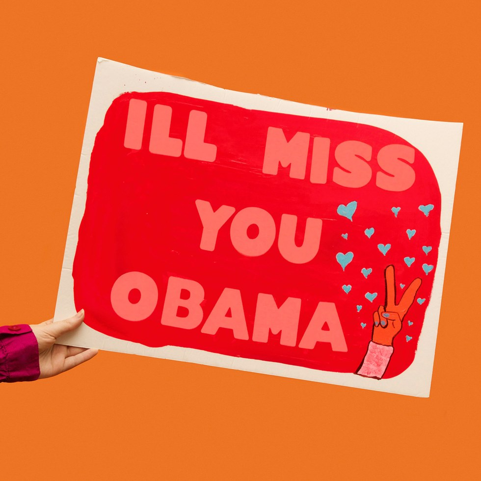 "Olivia Locher, ""I'll Miss You Obama"""