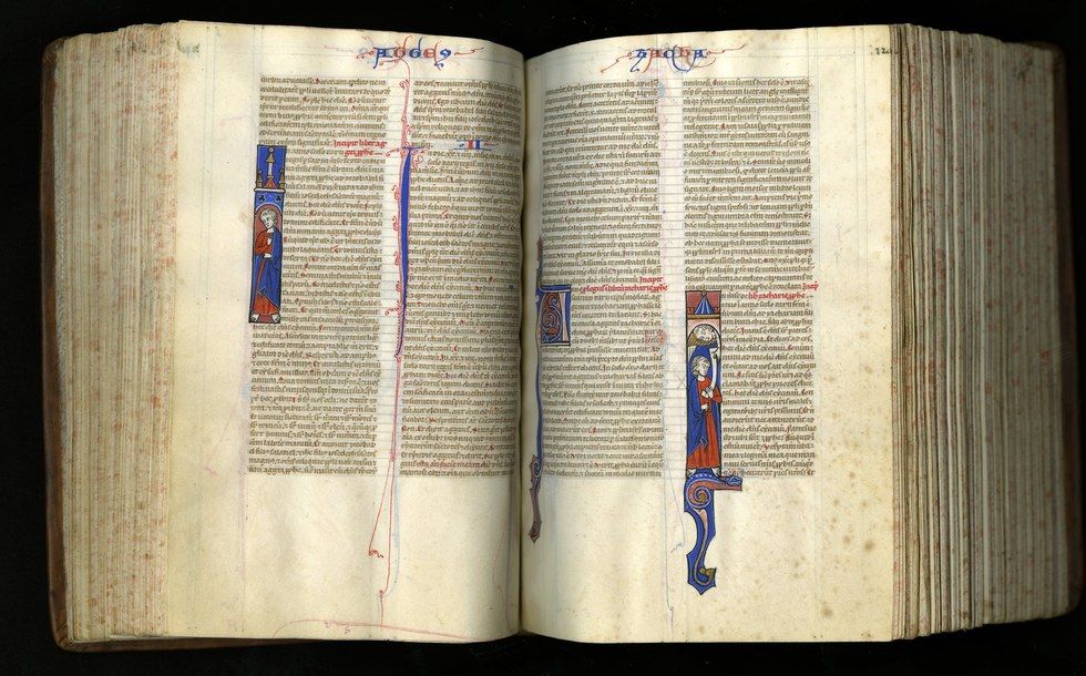 Vulgate Bible (13th century)