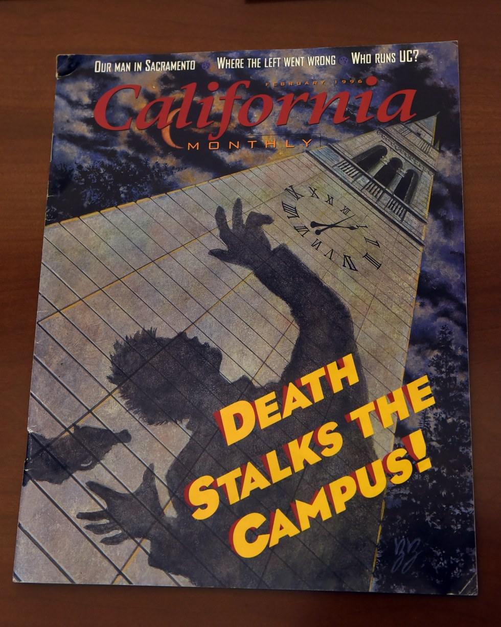 California Monthly, 1996