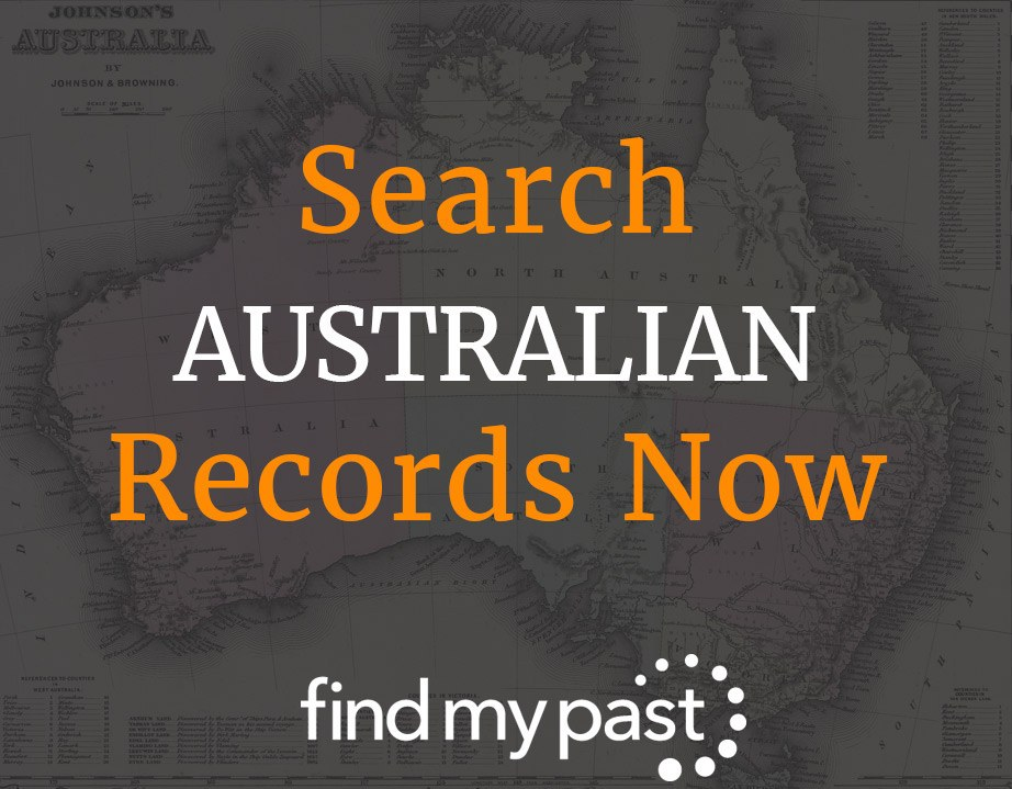 Search Australian Records Now