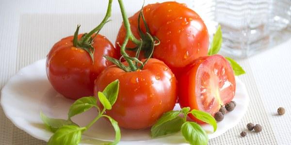 Darya Rose's Summer Tomato