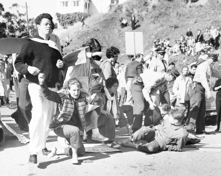 Caryl Chessman Protest, 1960