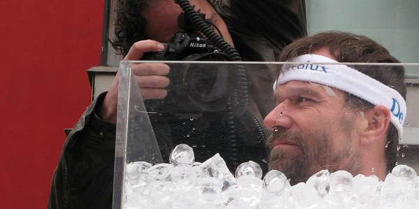 Wim Hof - The Iceman