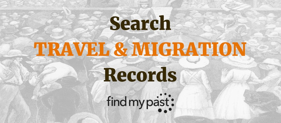 Search Travel & Migration Records