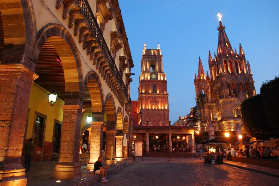 San Miguel de Allede, Mexico