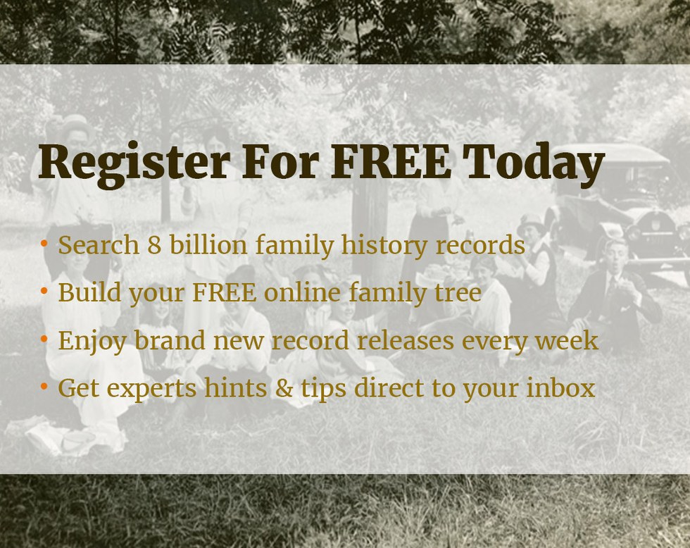 Register for FREE today