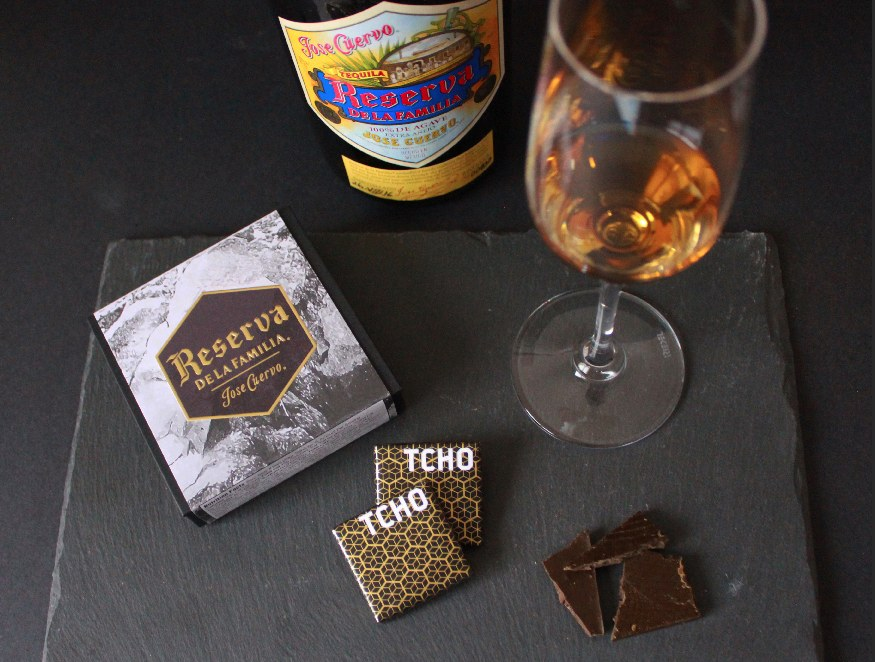 TCHO x Reserva de la Familia Dark Chocolate Box Set