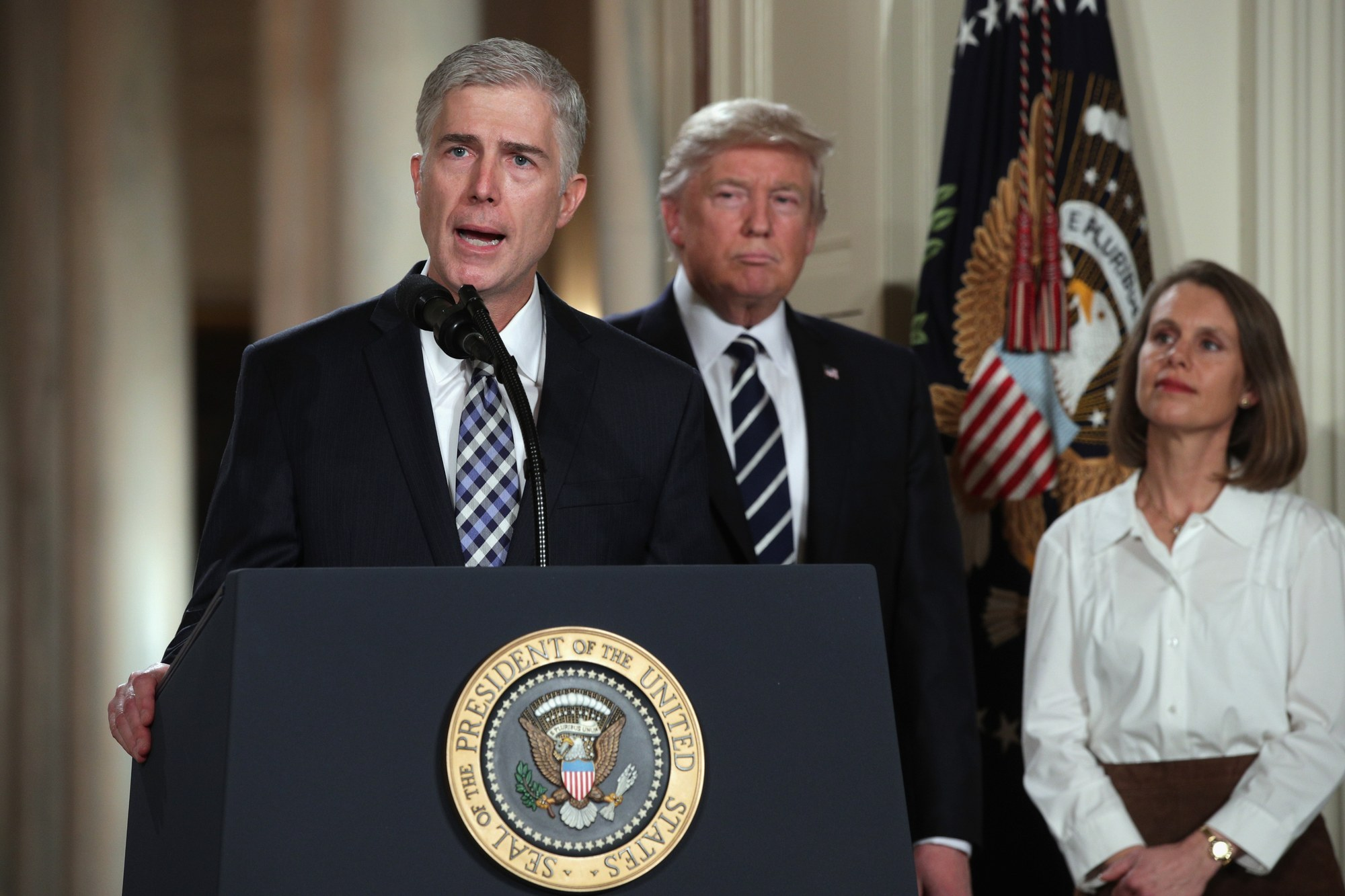 Neil Gorsuch is From Colorado, But Does He Support Marijuana Legalization?