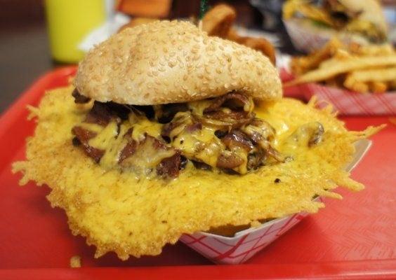 Squeeze Inn Hamburgers