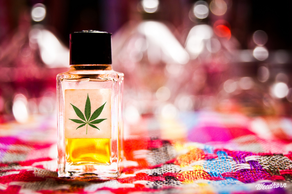 A New Fragrance Company Wants You To Smell Like Weed