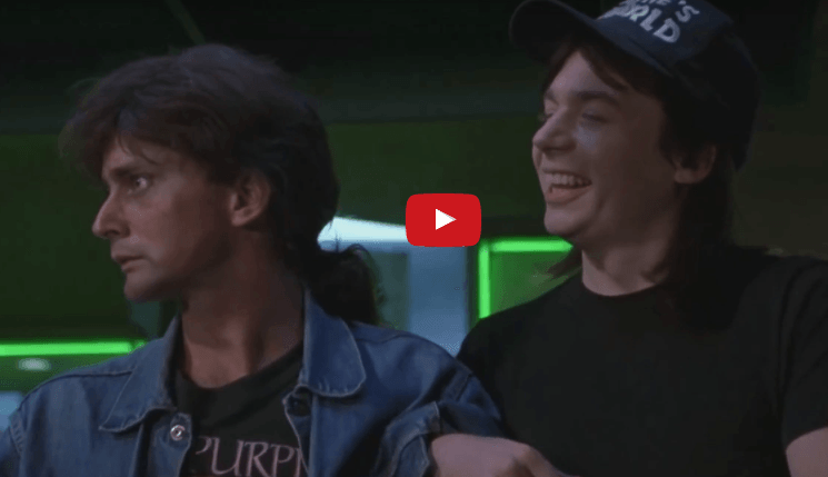 Wayne's World Celebrates Its 25th Anniversary