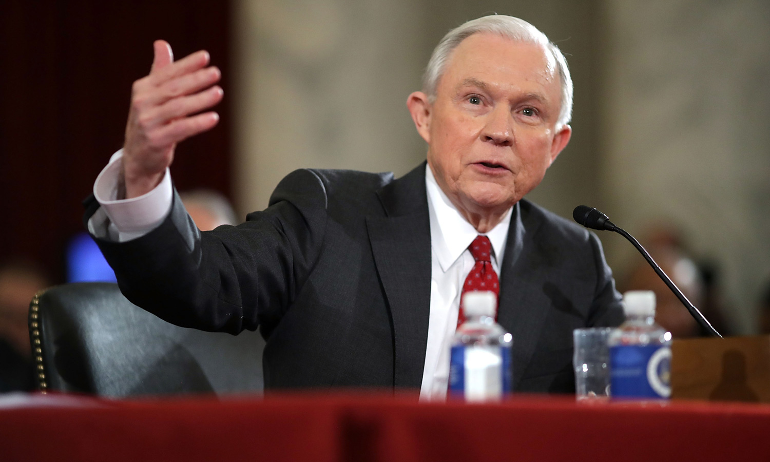 Jeff Sessions: Cannabis Comrade or Combatant?