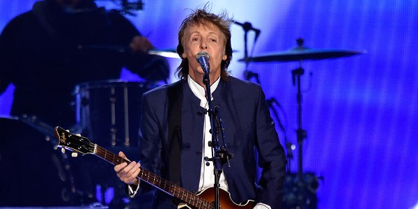 2. Sir Paul McCartney: $800 million