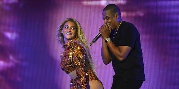 7. Jay Z: $475 million and 15. Beyonce: $300 million