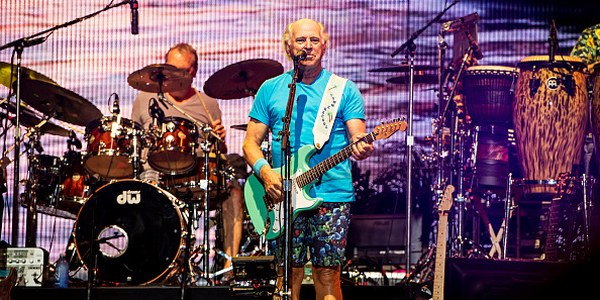 9. Jimmy Buffett: $400 million