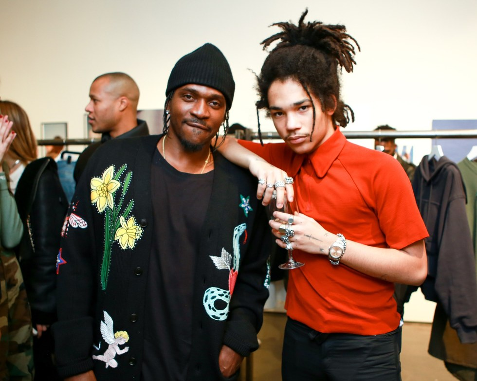 MILK x LUKA SABBAT: HOT ME$$ VIP OPENING EVENT
