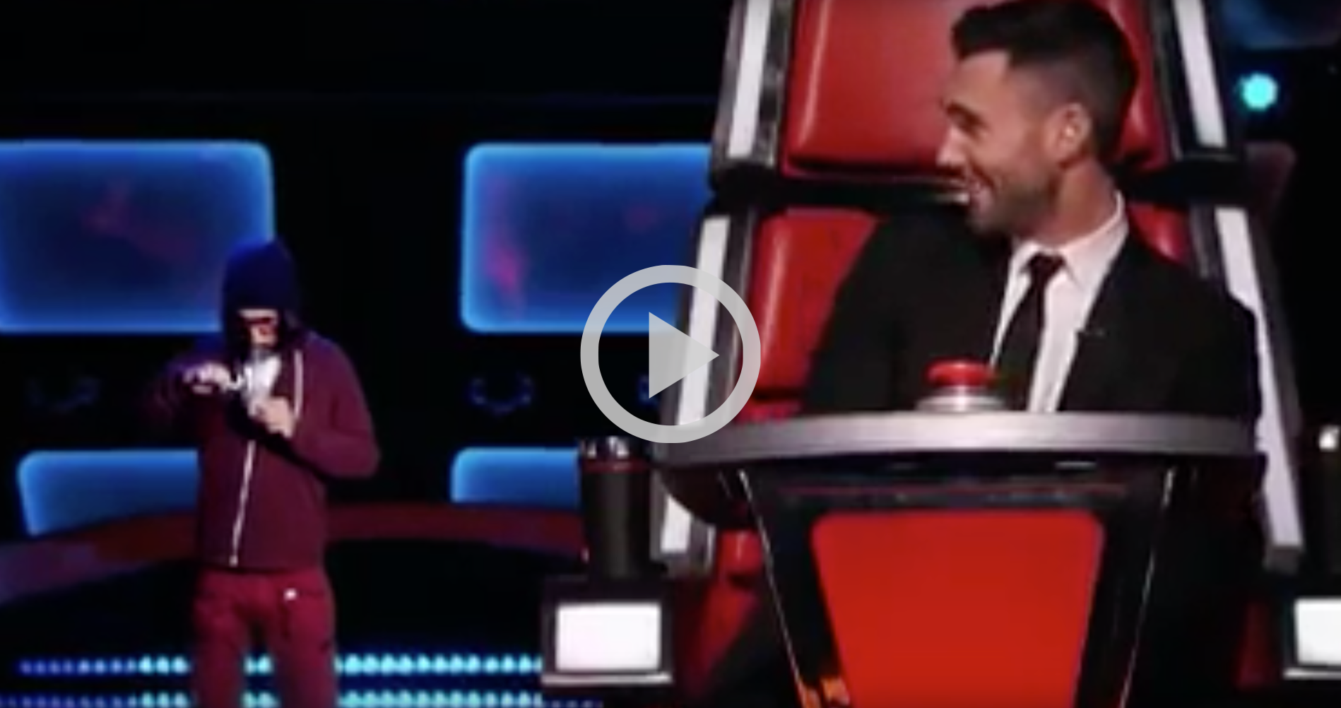 Contestant Takes Massive Bong Rip on The Voice