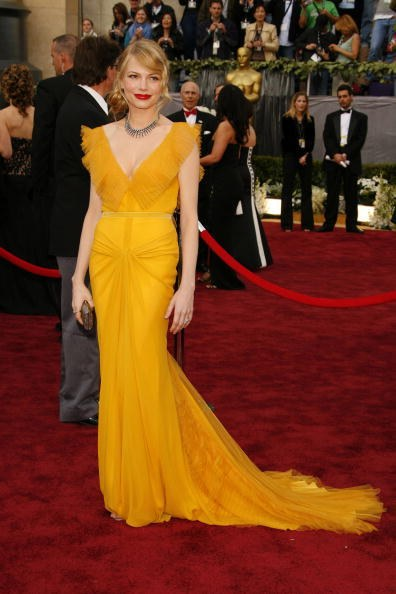 Michelle Williams in Vera Wang at the 78th Academy Awards (2006)