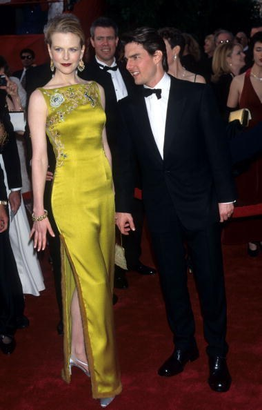 Nicole Kidman in Christian Dior at the 69th Academy Awards (1997)