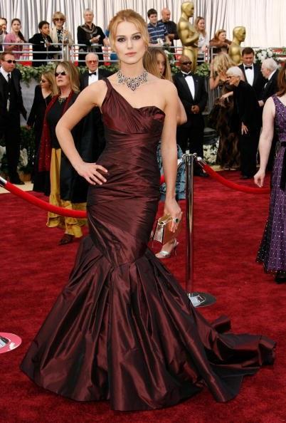 Keira Knightley in Vera Wang at the 78th Academy Awards (2006)