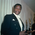 Sidney Poitier with his Oscar (1964)