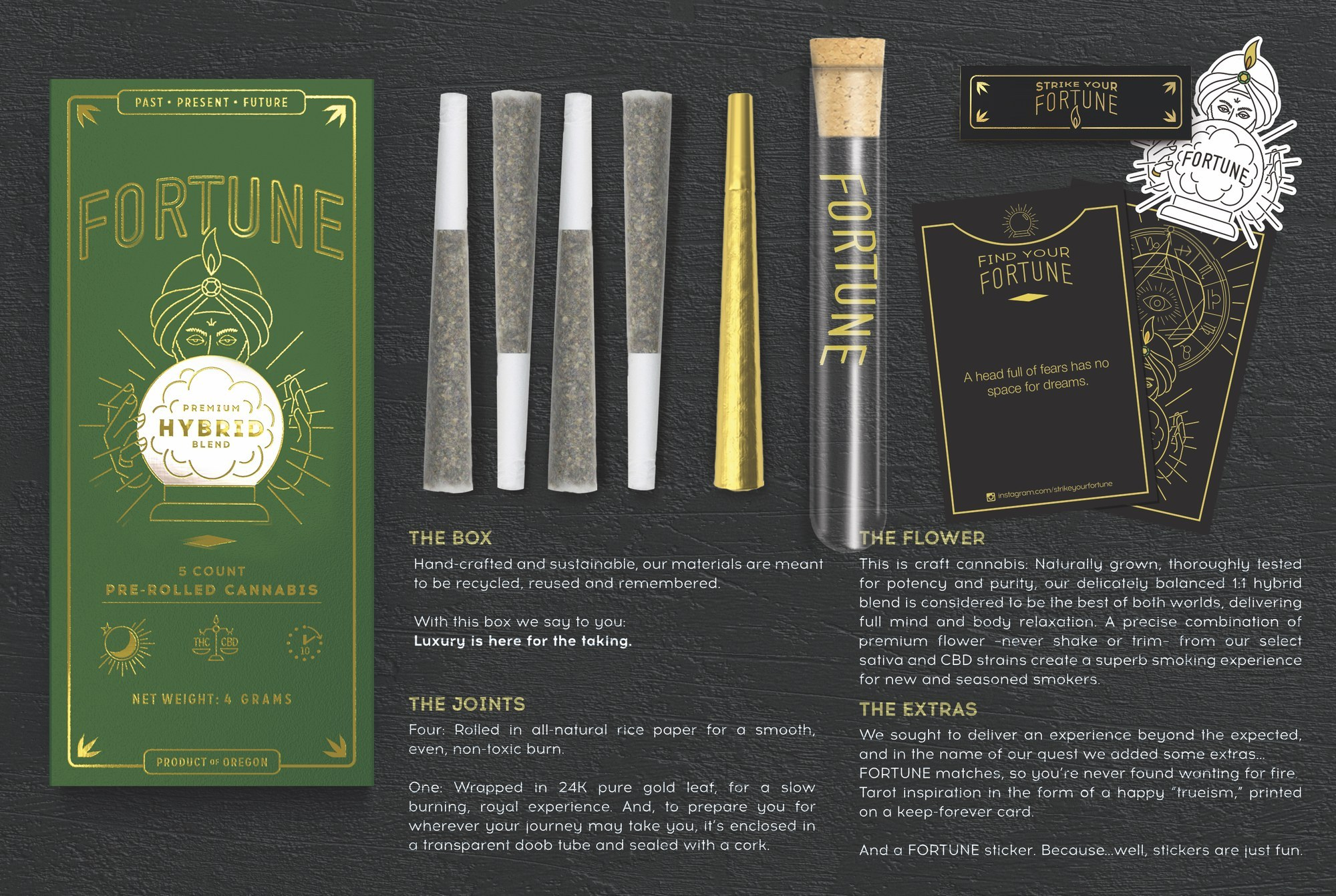 One Company Wants to be Known for the 'Best' Pre-Rolls in Oregon