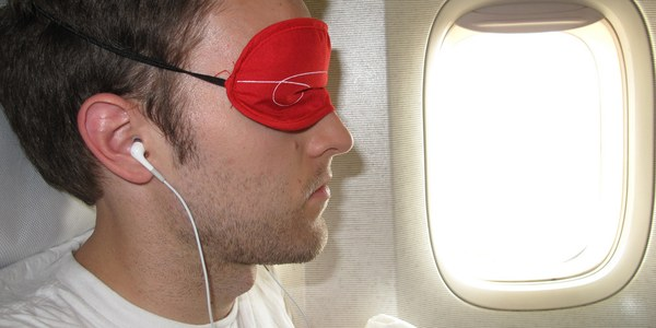 Buy an Eye Mask and Stay Rested
