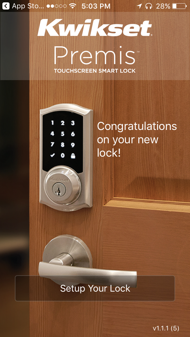 Review Kwikset Premis Touchscreen Smart Lock With Smartkey