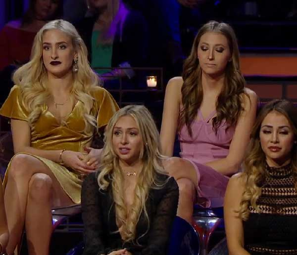 Space Cowboy Kacey Musgraves: 37 (Or So) Faces Corinne Olympios Made During The 'Women