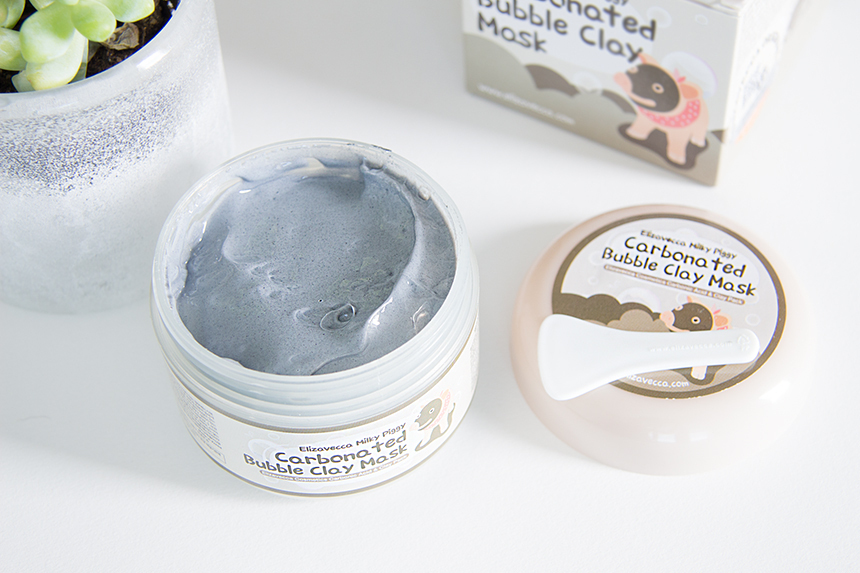 Memebox Milky Piggy Carbonated Bubble Clay Mask ($9)