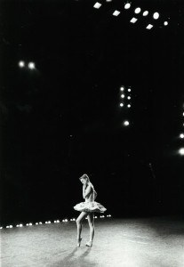 A photo of Violette Verdy from the Dance Magazine archives