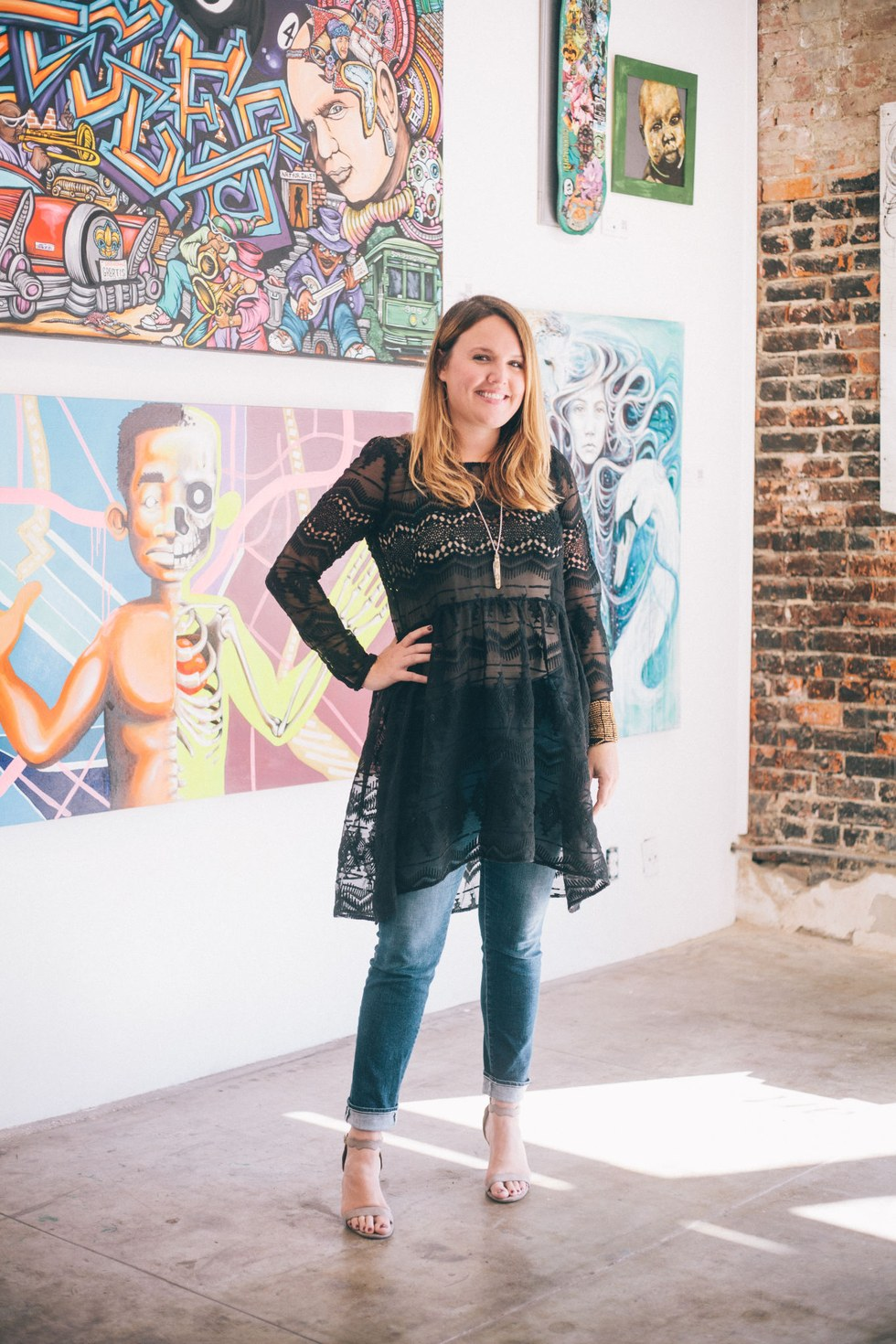 Catherine Todd, co-founder, Where Y\u2019art