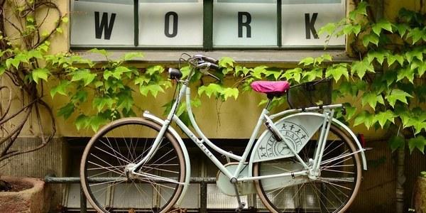 Bike, Run, or Walk to Work
