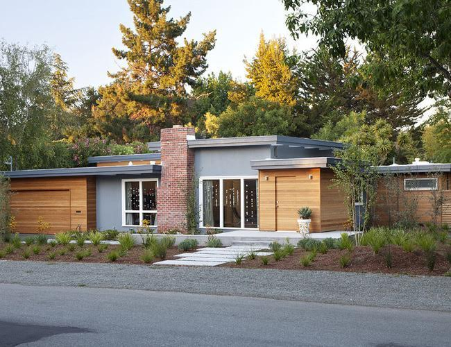 Design envy an early eichler expands in palo alto 7x7 for 7x7 modern house