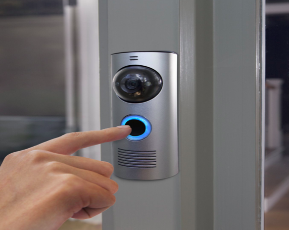 How a video doorbell looks and works in your smart home.