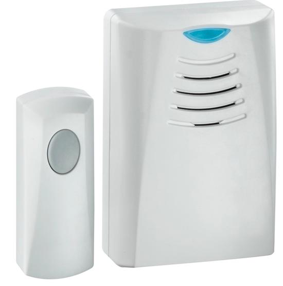 Picture of wireless doorbell.