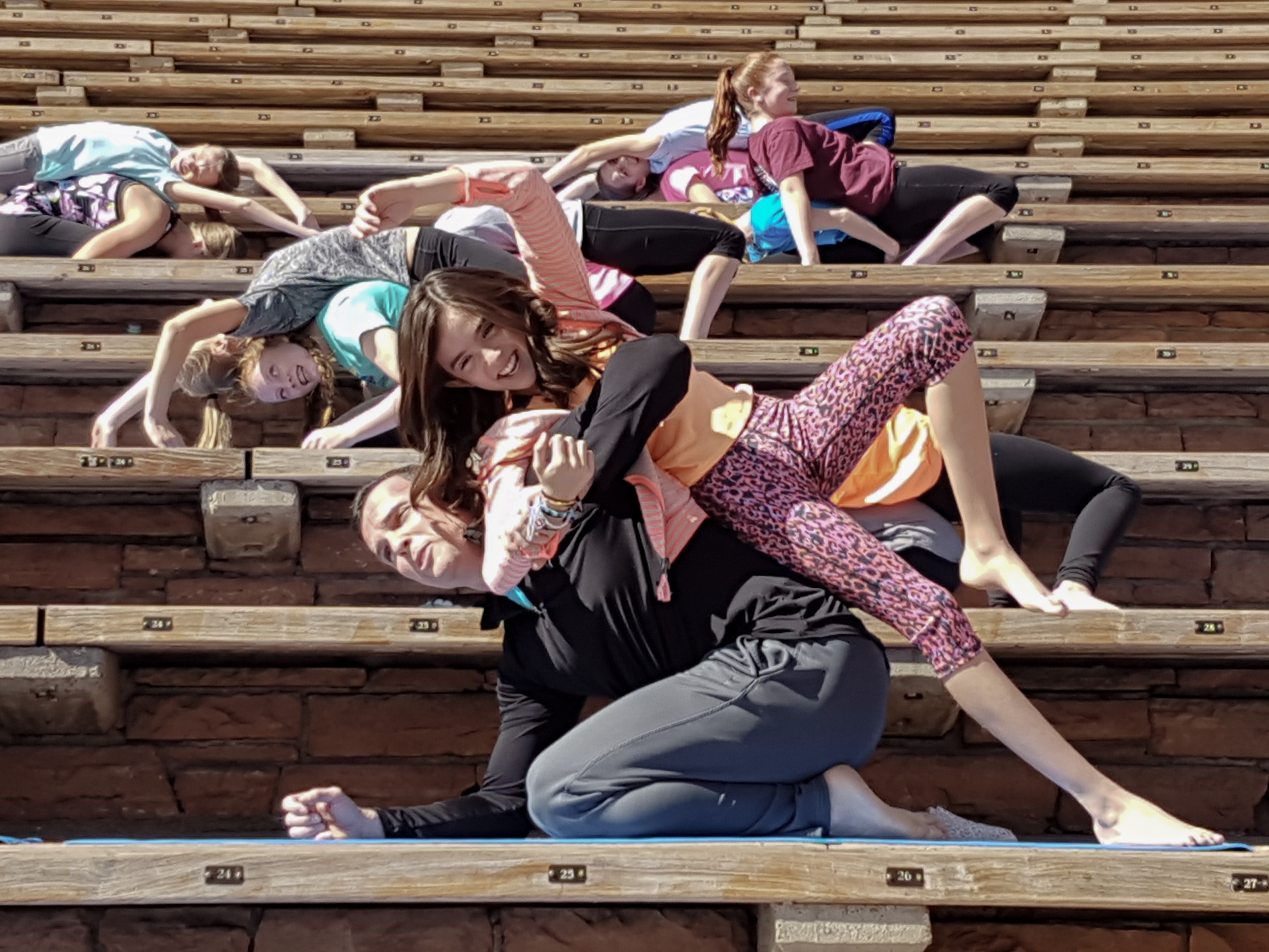 Check out all the pics the Eh Bee Family captured in the Mile High City