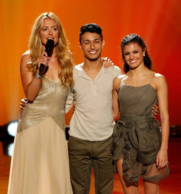 are paul and mackenzie dating sytycd