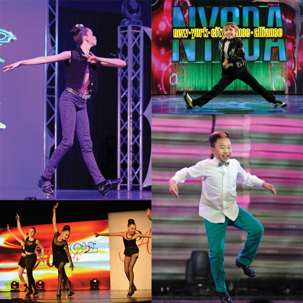 ... Courtesy Adrenaline; Evolve Photography, Courtesy NYCDA; Evolve  Photography, Courtesy West Coast Dance Explosion; Courtesy Break The Floor  Productions)