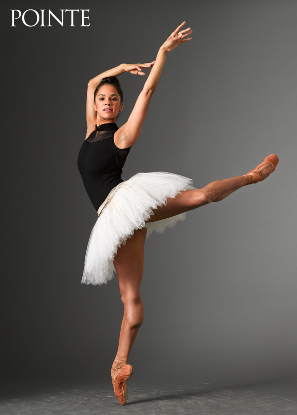 misty copeland will produce a dance-y tv show