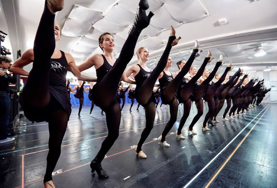 learn the most famous rockettes dance moves dance spirit