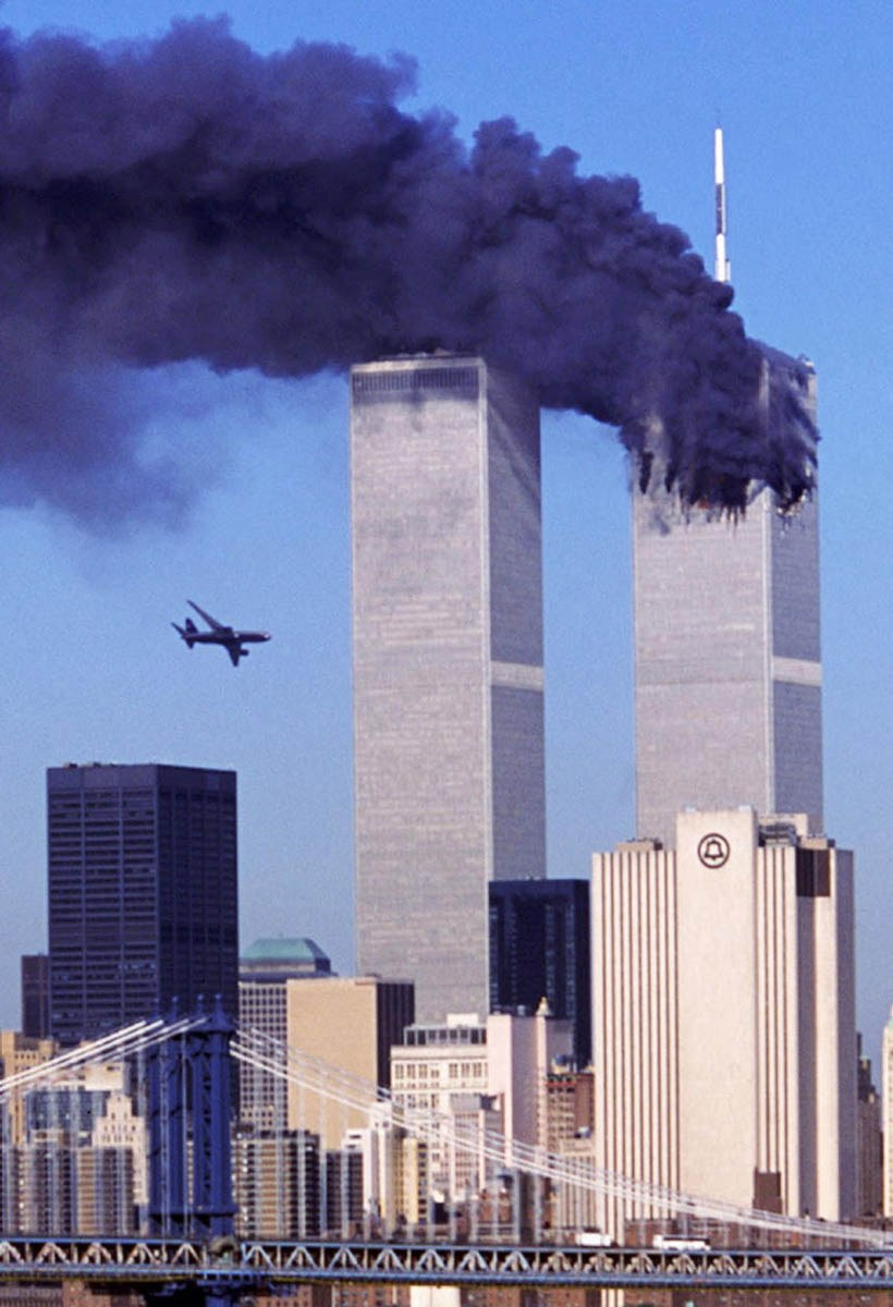 the influence of 911 terrorist attacks on airlines business
